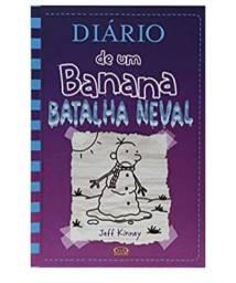 Diário de um banana- A batalha Neval