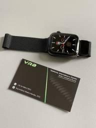 Apple Watch SE 44mm preto 2 meses uso
