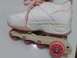Patins infantil estilo Roller