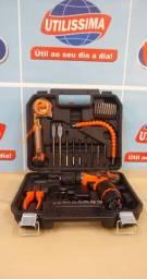 Parafusadeira/Furadeira JinQianglibao power tools ? Entrega grátis