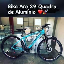 Bicicleta Aro 29 Quadro de alumínio ??