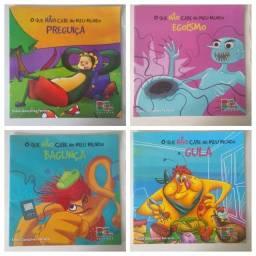 Livros O que não cabe no meu mundo