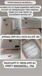 MUNDICELL SEMINOVO IPHONE 8 PLUS 256GB