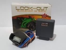 Bloqueador De Ignição Para Motos Blocstart Look Out