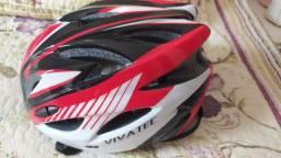 Capacete de ciclismo unissex 57-62 cm