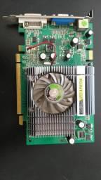 Placa de vídeo Gerforce 1Gb