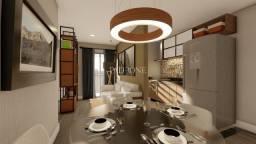 Apartamento à venda com 2 dormitórios em Santa quitéria, Curitiba cod:AP0283