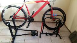 Vendo ou troco Bicicleta por Celular Iphone