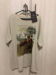 Camisetas G e GG - John John, Osklen e Reserva