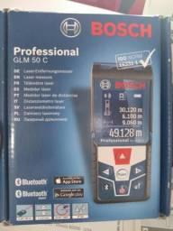 Vendo trena a laser Bosch com Bluetooth