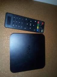 Vendo tv box leia descrição