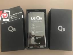 Lg Q6 32 GB, 3GB Ram , Selfie Angular , Reconhecimento facial, Novo Na Caixa