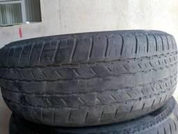 Jogo de pneus bridgestone usados