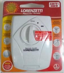 Aquecedor versátil Lorenzetti