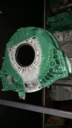 Capa seca do motor volvo fh12