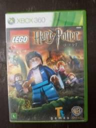 Jogo lego Harry Potter original xbox 360