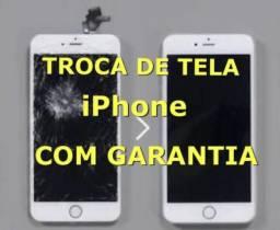Troca de tela e manutenções em iPhone