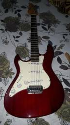 Guitarra de canhoto