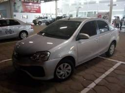 TOYOTA ETIOS 1.5 XS SEDAN 16V FLEX 4P MANUAL - 2018