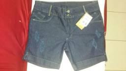Shorts jeans todos tamanho 44!!