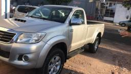 Hilux cabine simples - 2010
