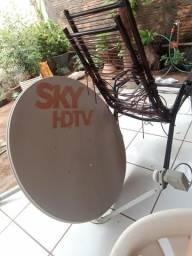 Vendo antena sky hdtv em Araguaina