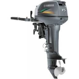 Motor de Popa Yamaha 15HP Novo