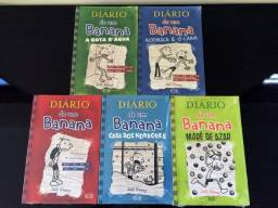 Diário de um Banana (5 livros)