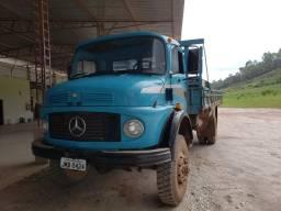 Caminhão 1313 4x4 - 1984
