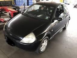 Ford Ka Black 2001 1.0 gasolina - 2001