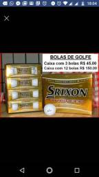 Bolas de golfe profissionais srixon