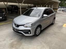 Etios Sedan XLS 1.5 Aut. 2018 - 2018