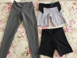 Vendo roupas de ginástica