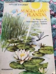 A magia das plantas - As plantas e seu relacionamento esotérico com o homem