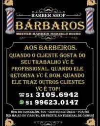 Seleciona-se Barber