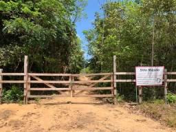 Terreno Rural com escritura pública