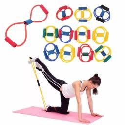 Elásticos para exercícios