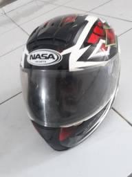 Capacete Nasa Helmets Tamanho 60