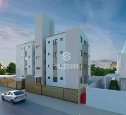 Apartamento com 2 dormitórios à venda, 55 m² por R$ 162.300 - Cristo Redentor - João Pesso