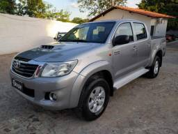 HILUX 2014/2015 3.0 SR 4X4 CD 16V TURBO INTERCOOLER DIESEL 4P AUTOMÁTICO