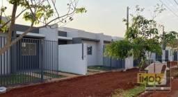 Casa com 2 dormitórios, 50 m² por R$ 170.000 - Jardim Buenos Aires - Foz do Iguaçu/PR