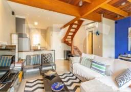 Apartamento à venda com 1 dormitórios em Moinhos de vento, Porto alegre cod:109096