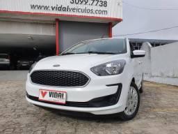 FORD KA 2019/2019 1.5 TI-VCT FLEX SE AUTOMÁTICO