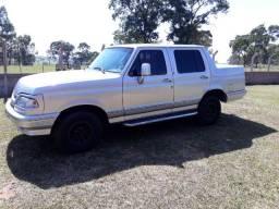 Camionete cabine dupla 1994