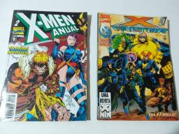 Lotes Revistas Marvel X Men Diversos