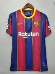 Camisa Barcelona 2020 importada