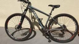 Bicicleta Caloi Atacama aro 29, 24marchas frio a disco
