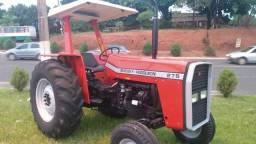 Trator Massey Ferguson 275 ano 1988