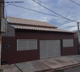 Casa Usada para Venda em Cuiabá, Jardim Vitória, 2 dormitórios, 1 suíte, 1 banheiro, 1 vag