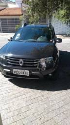 Renault duster flex 2.0 16V 4P tech-road dynamique automatico - 2015
